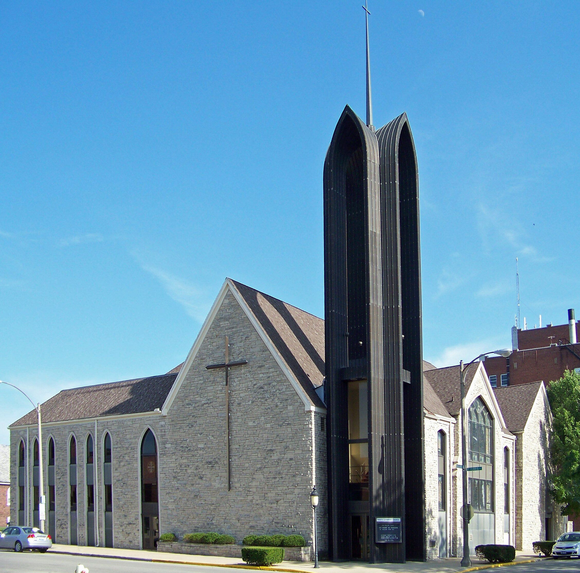 Trinity Lutheran Church – the welcome place